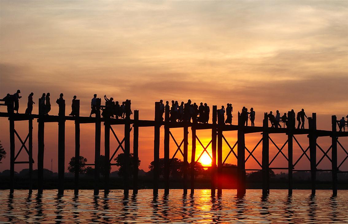 suite… Au cœur du Myanmar