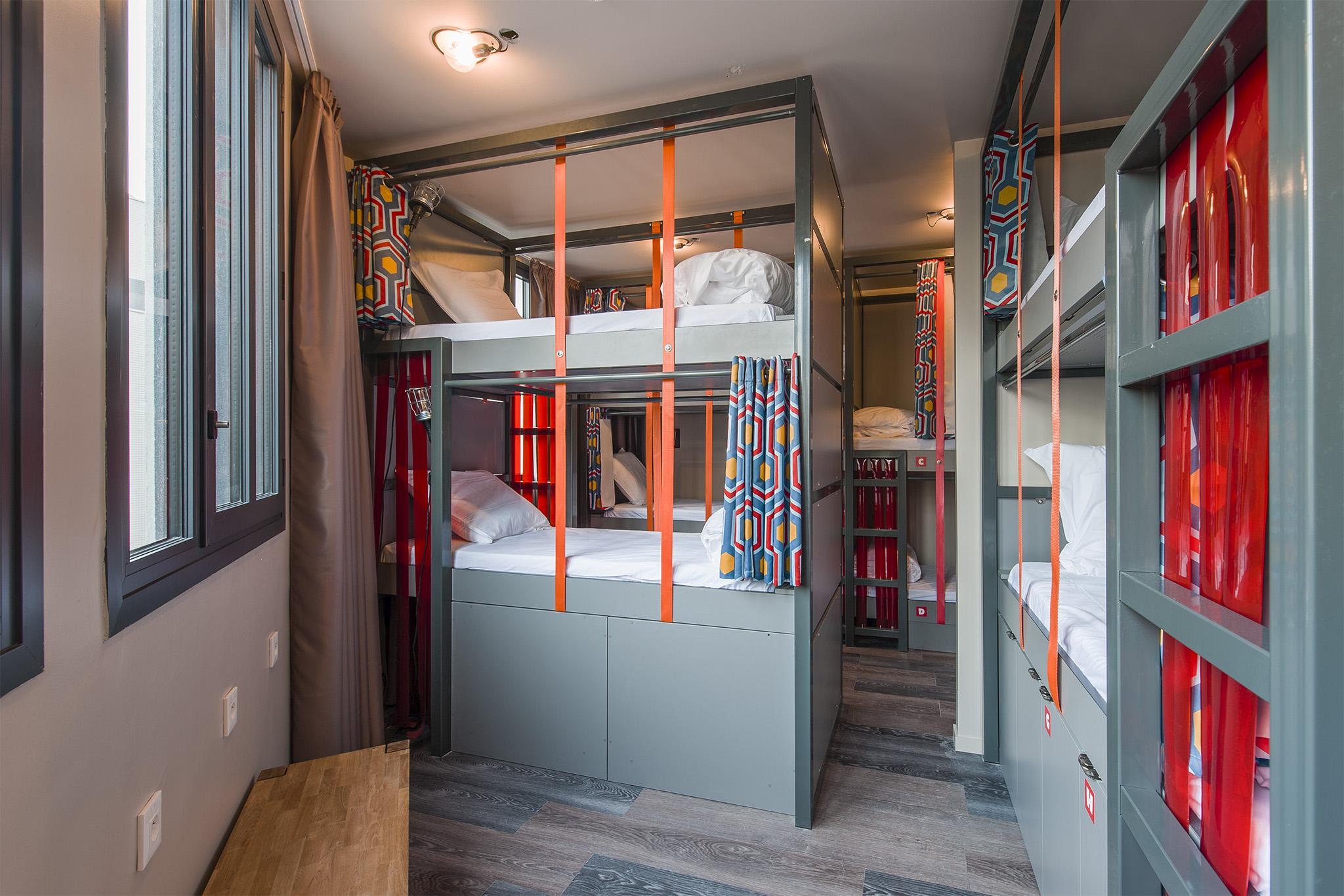 Hôtel - Les Piaules