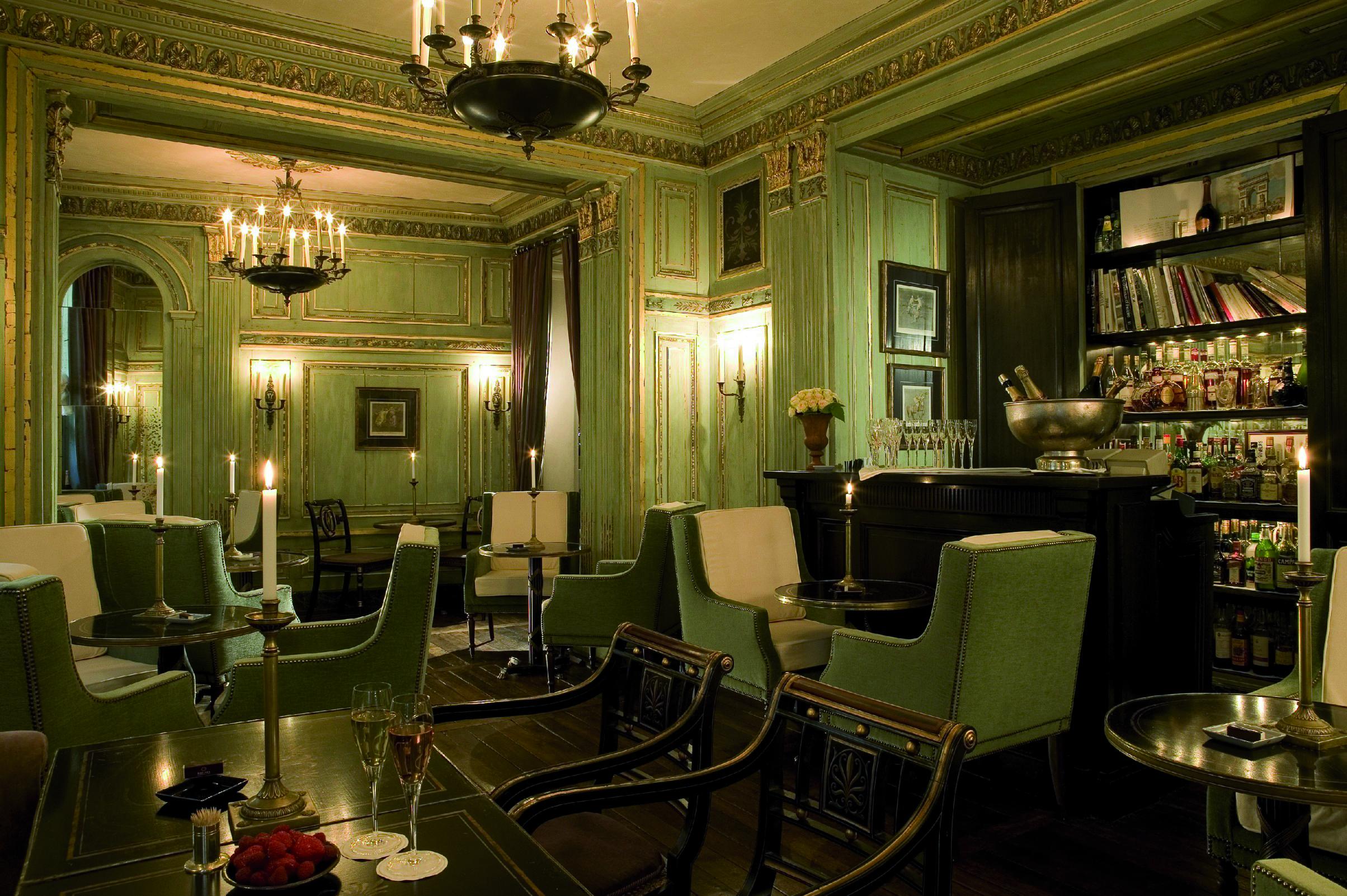Dokans Le Bar à champagne