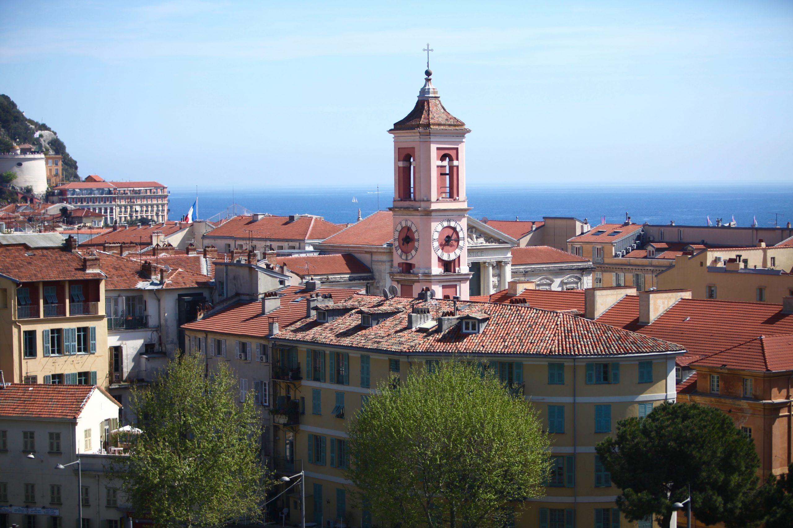 Toits du Vieux Nice