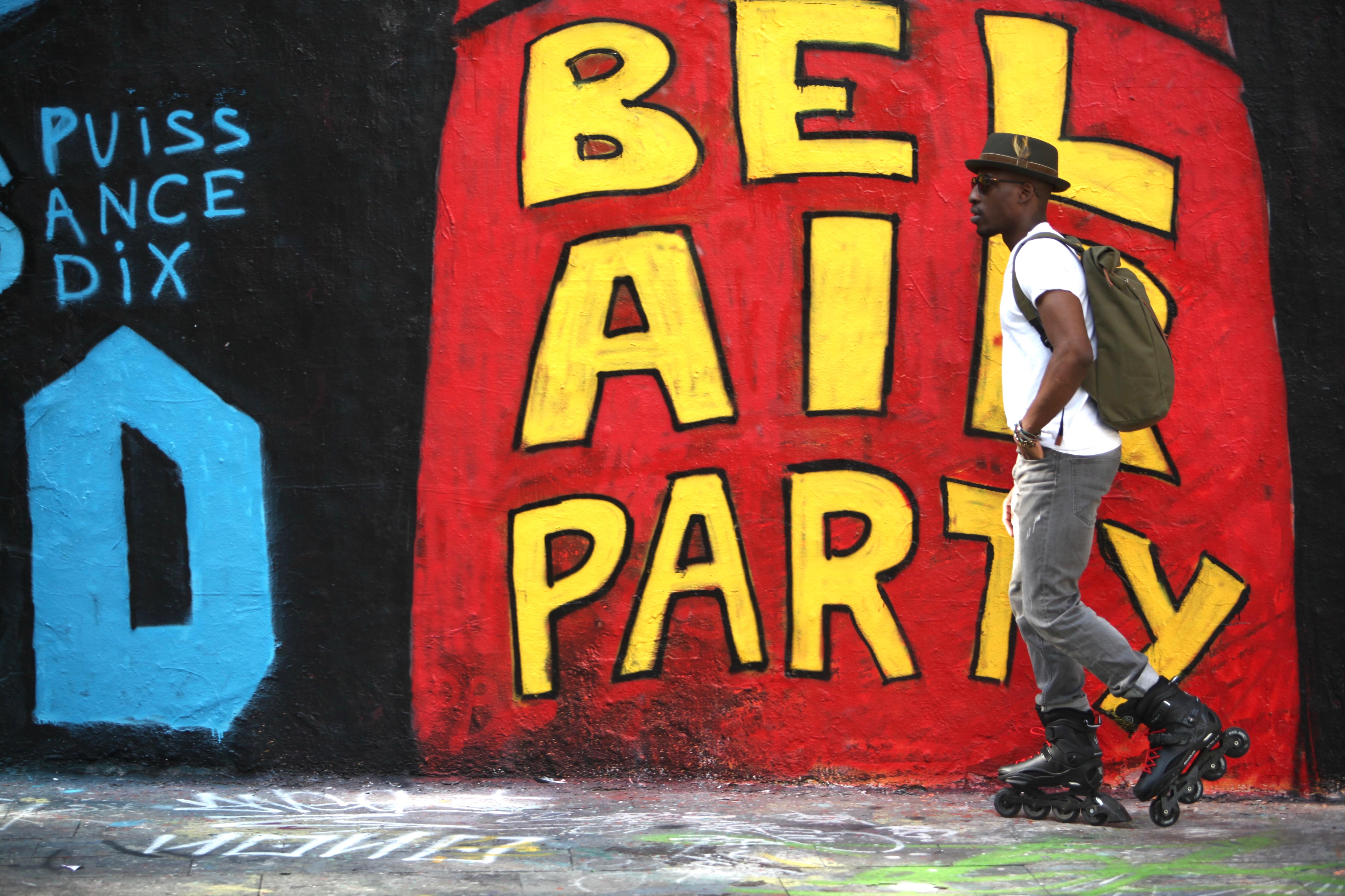 Paris Roller