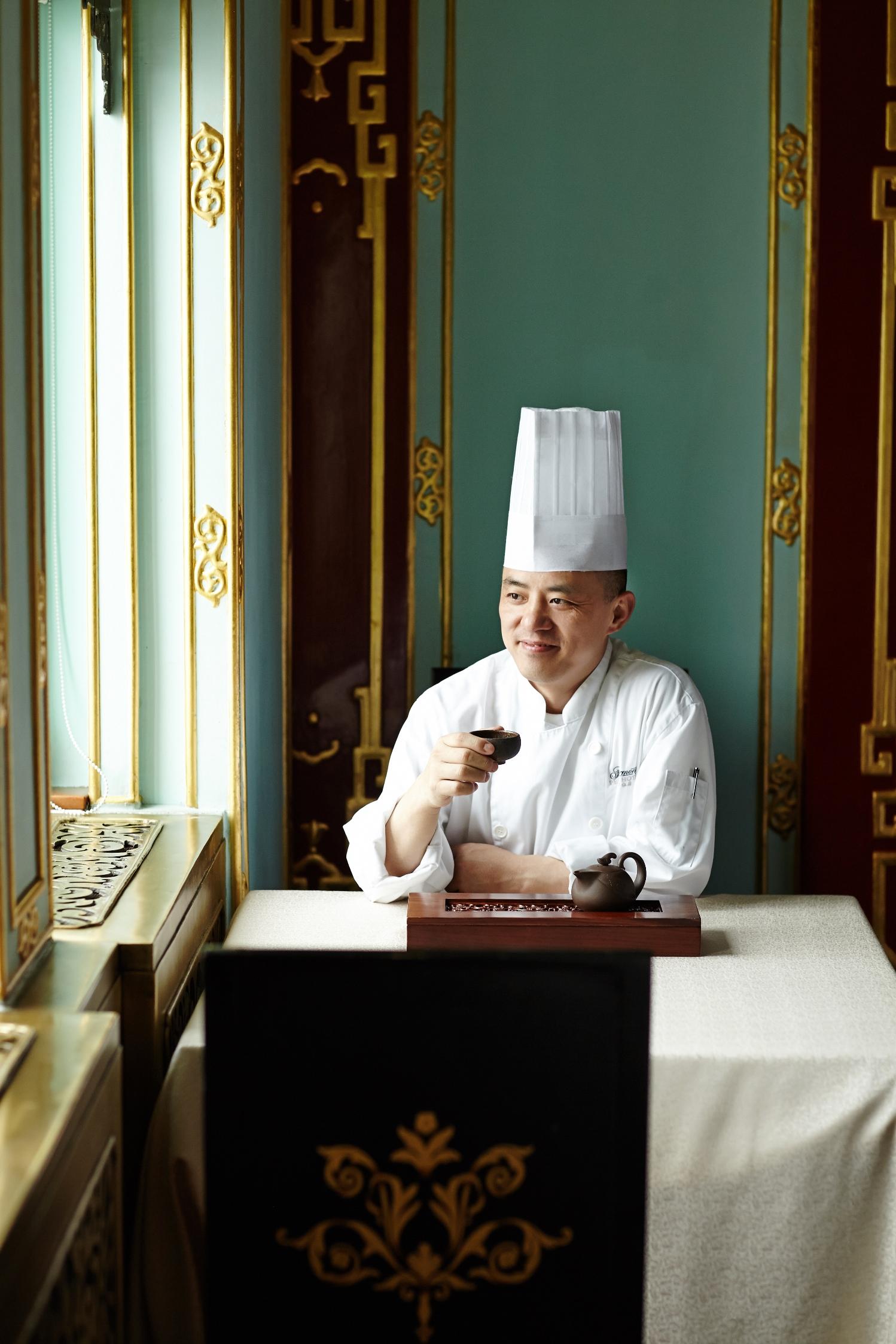 John Ma Master Chef of Dragon Phoeniix