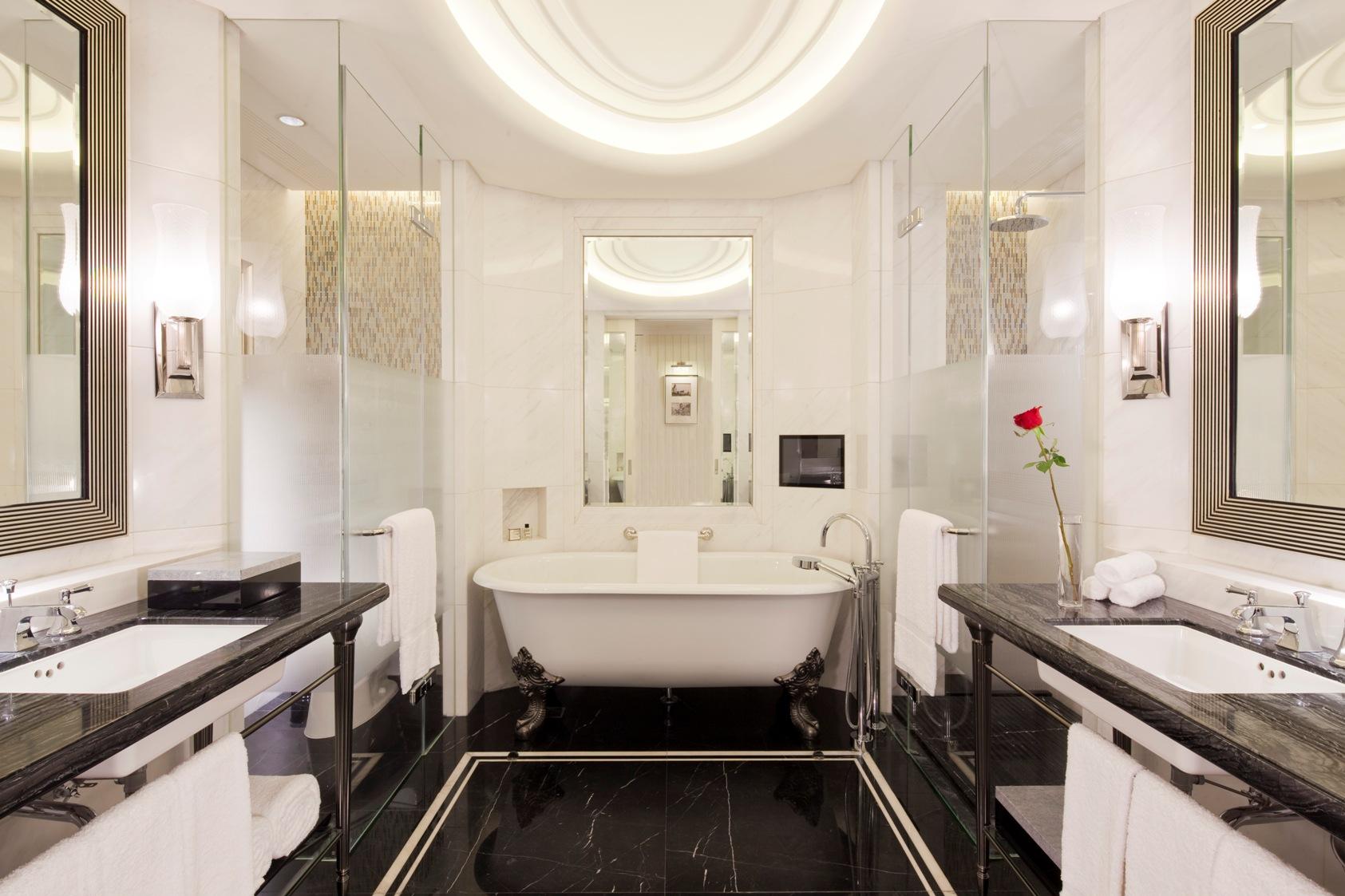 Guest Room-Bathroom