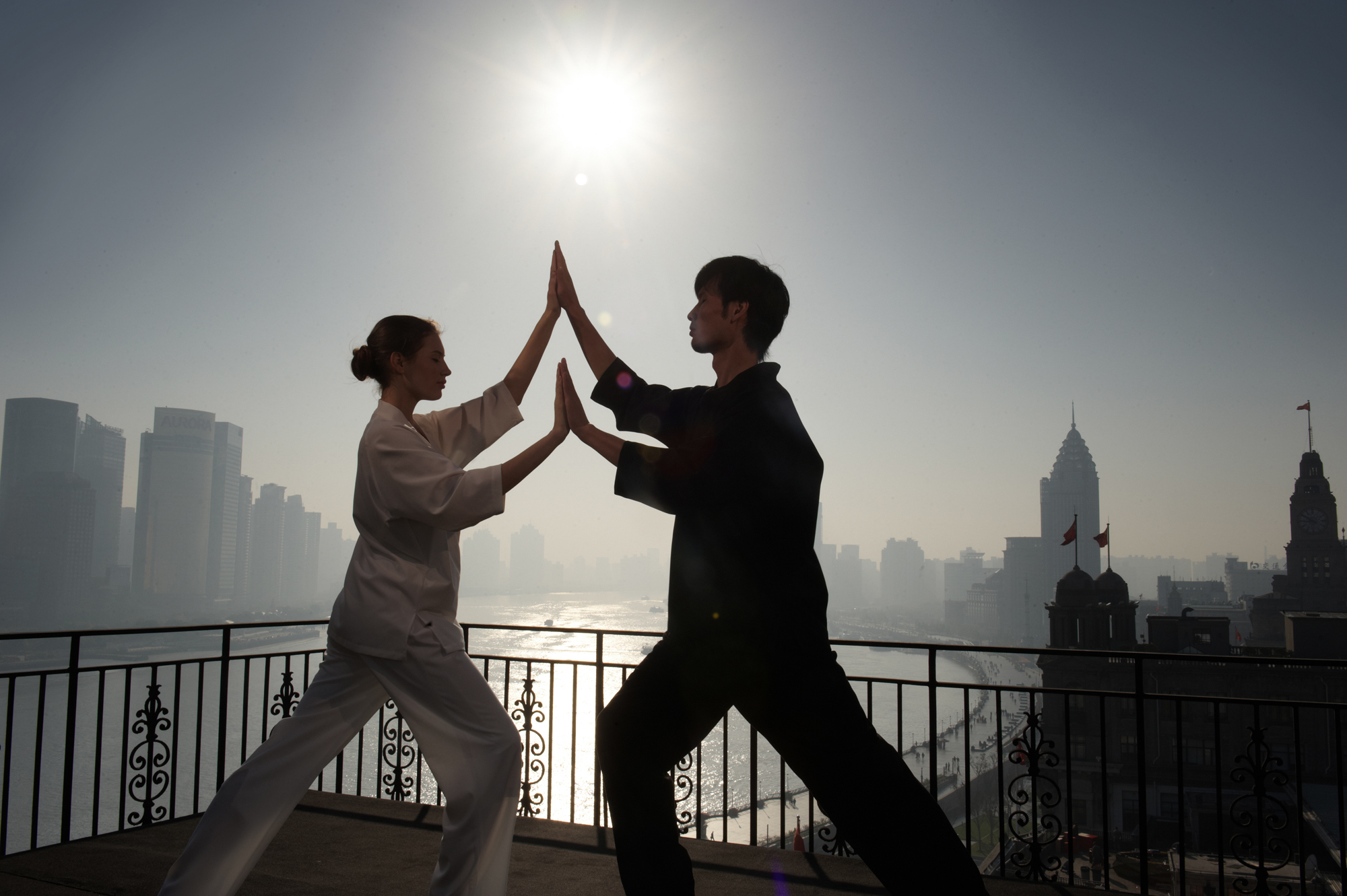 Willow Stream Spa-Tai Chi On The Roof
