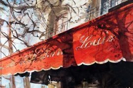 La brasserie de l'Îsle Saint Louis