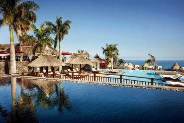 N°11 – Le Palm Hôtel & spa : un balcon sur l'Océan