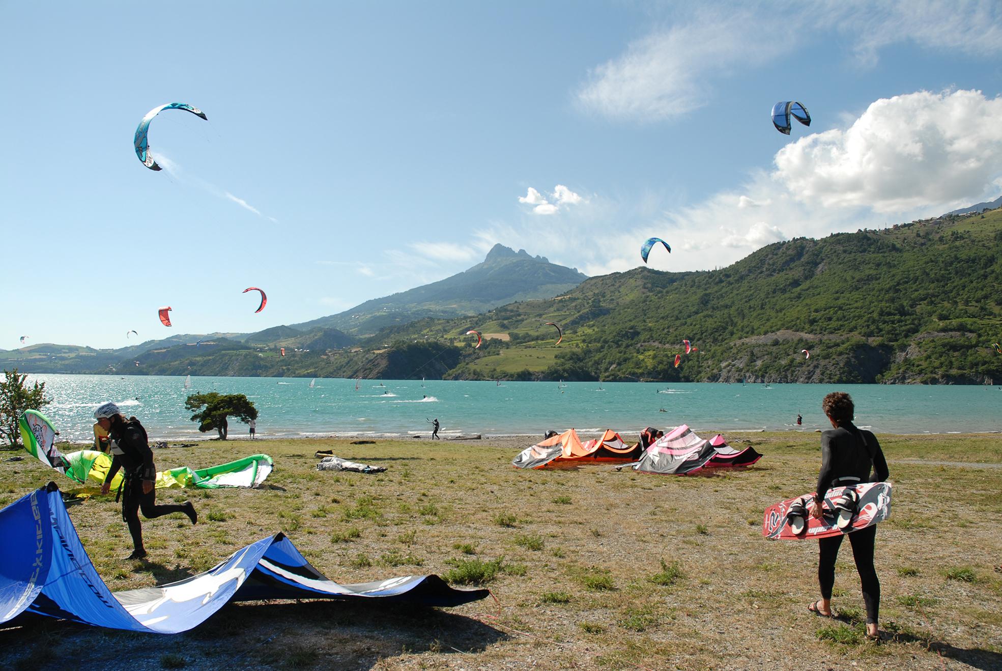 SERRE-PONÇON_kite-surf-lac-Serre-Ponçon@Pennarun