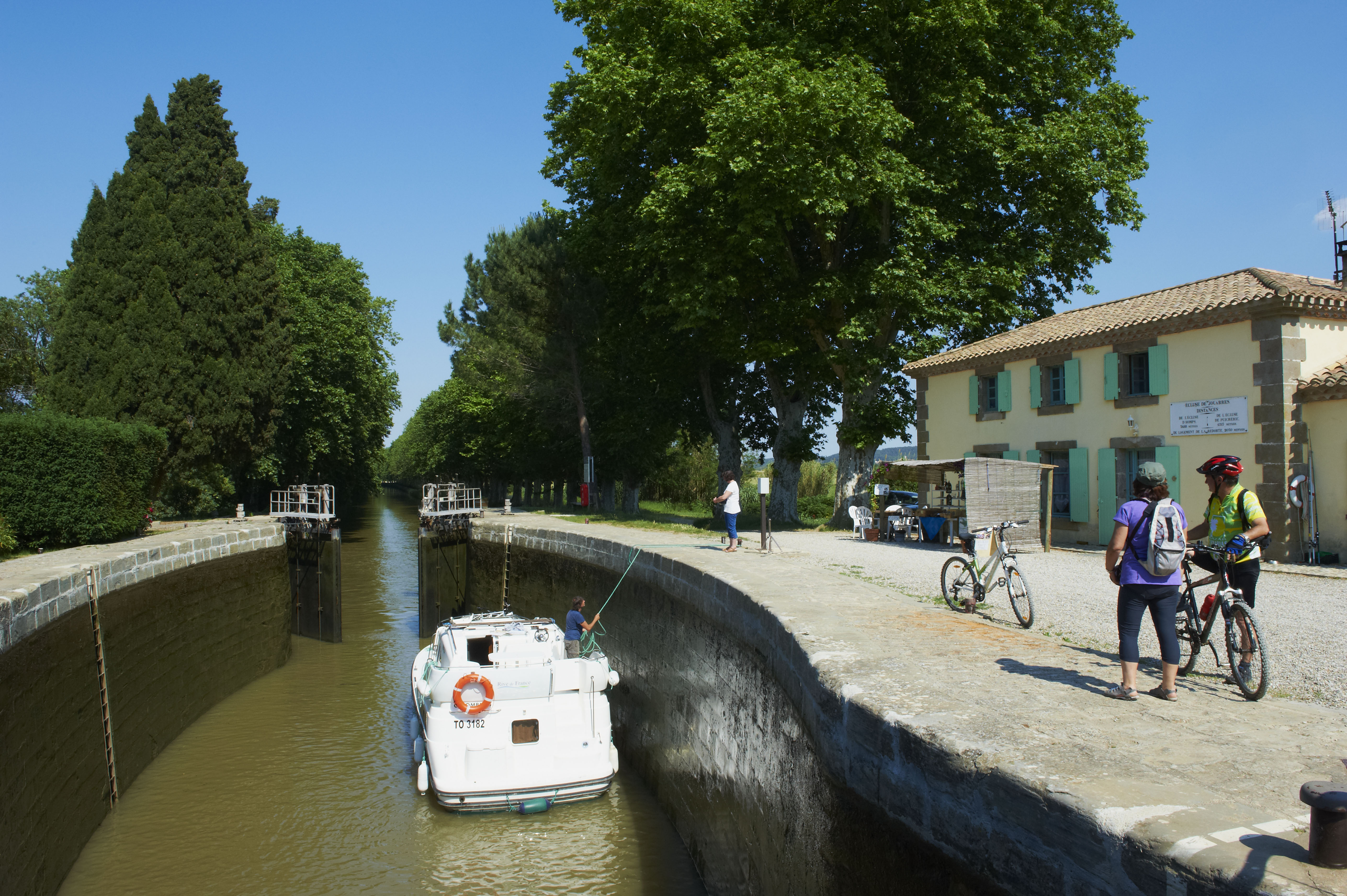 Canal du Midi123