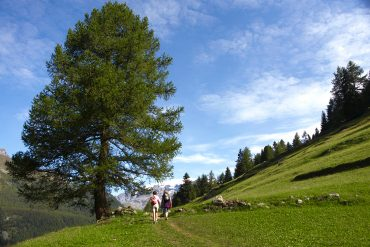 N°12 – Val d'Aoste, ici, entre deux vallées bat le coeur du peuple walser