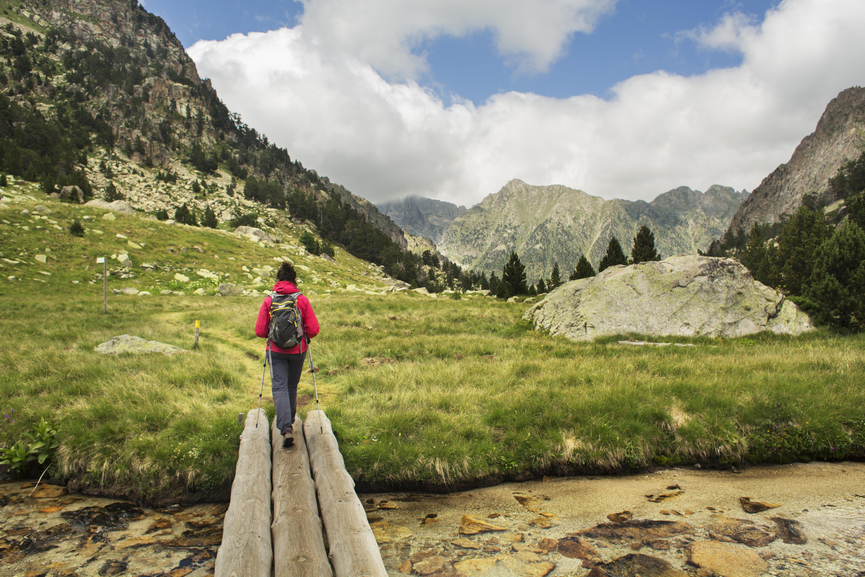 Vall de Monestero. Parc Nacional d'Aigüestortes i Estany de San
