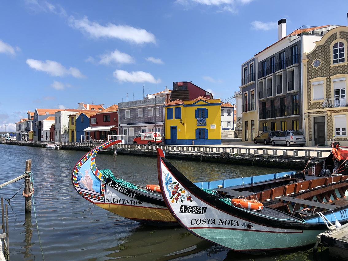 AVEIRO Barques colorées (1)