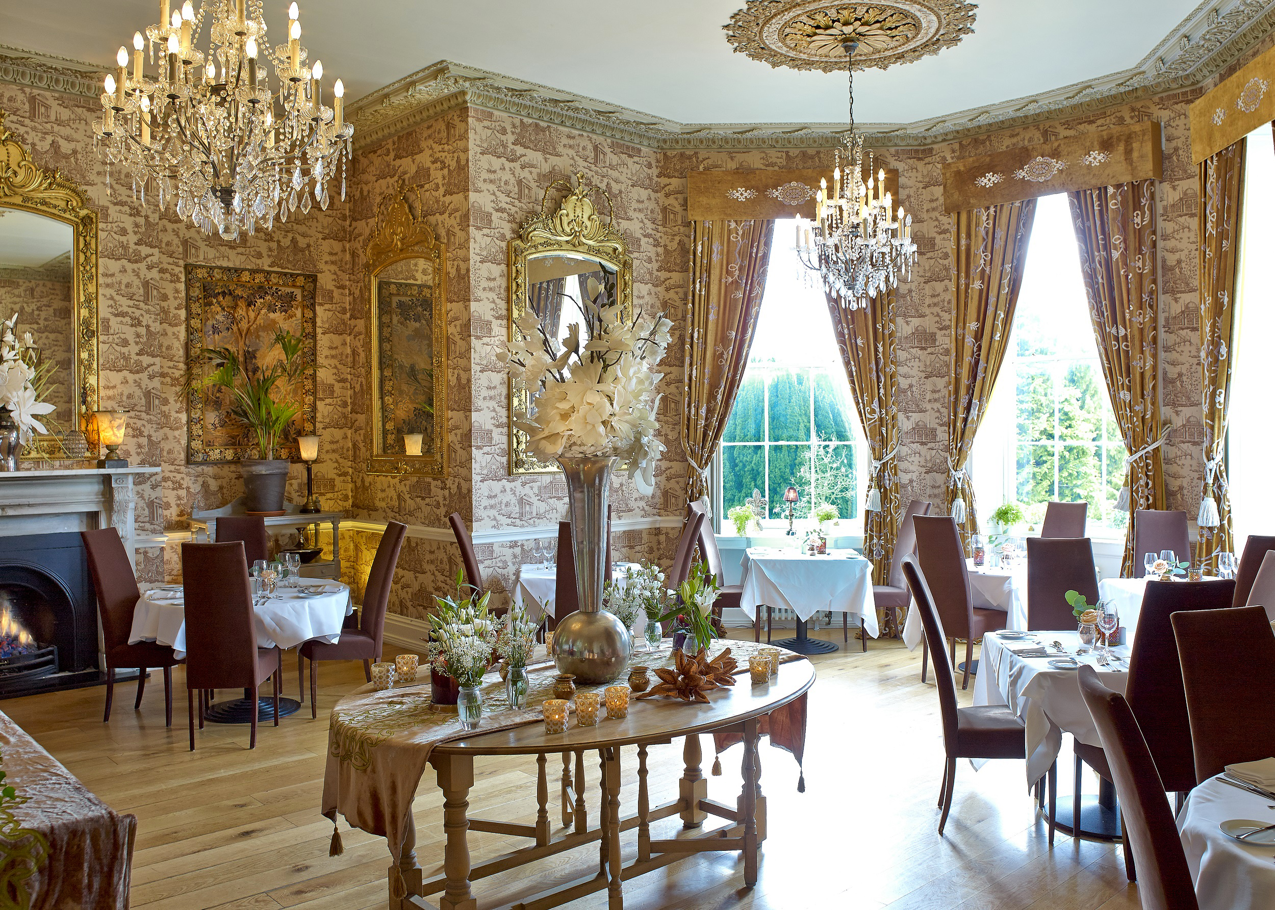 Castle-Durrow Restaurant