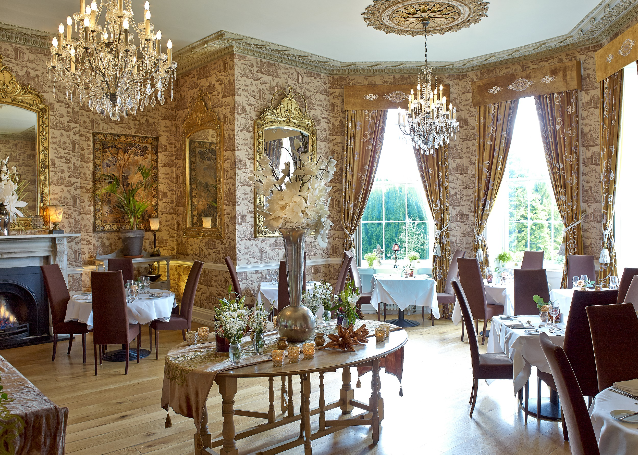 Castle Durrow - Restaurant