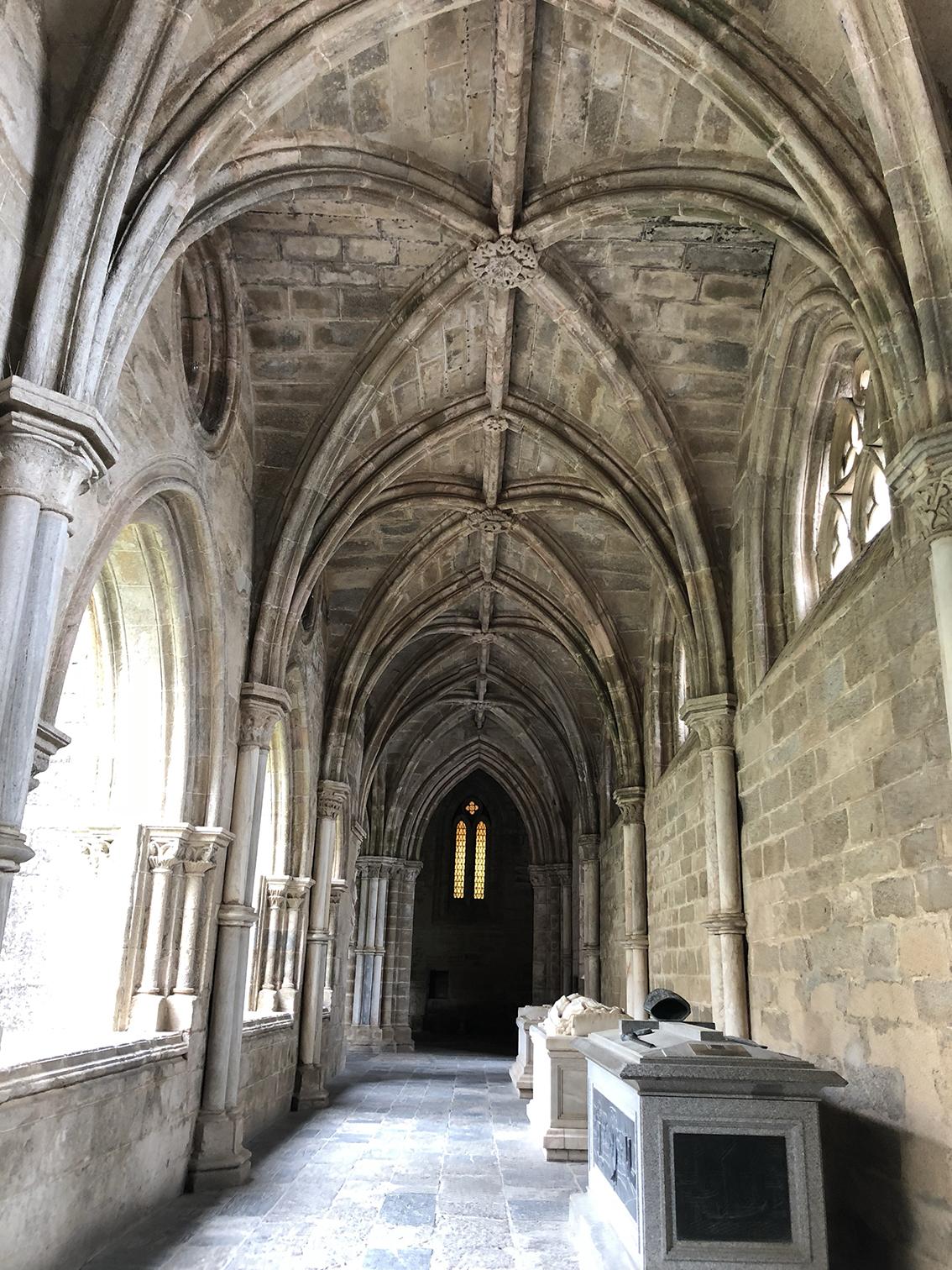 Evora cathedrale cloître (3)