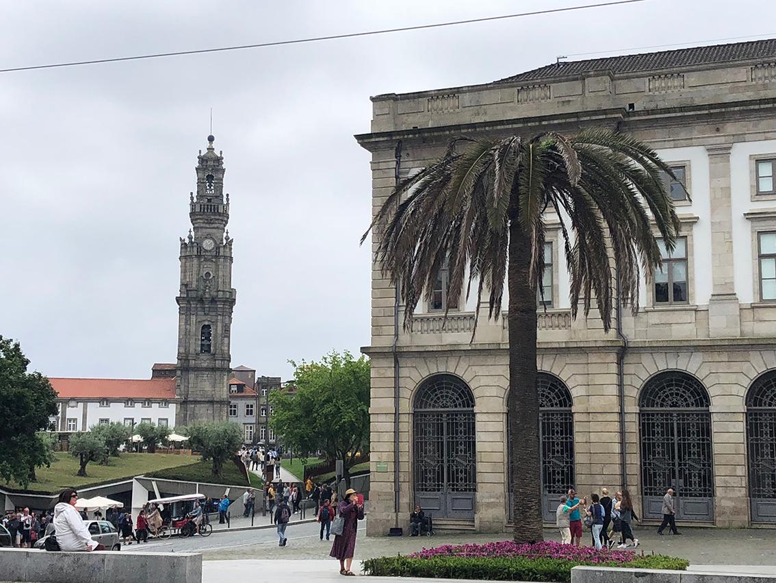 PORTO - Torre dos Clérigos (1)