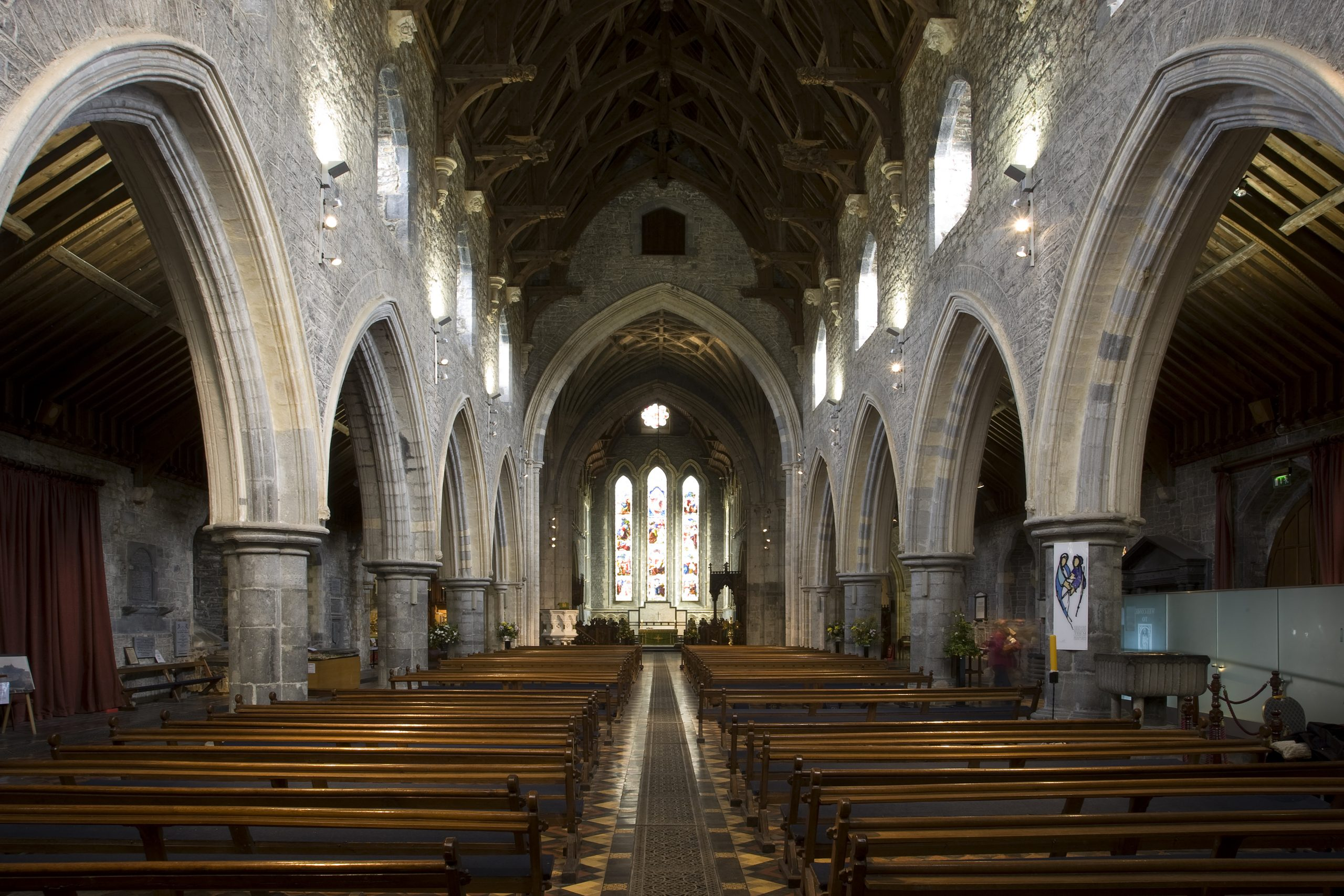St Canices Cathedral