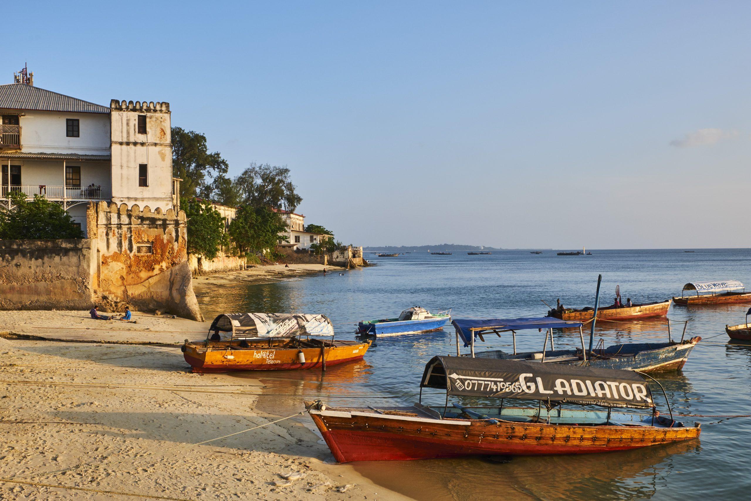 Tanzania, Zanzibar island, Stone Town