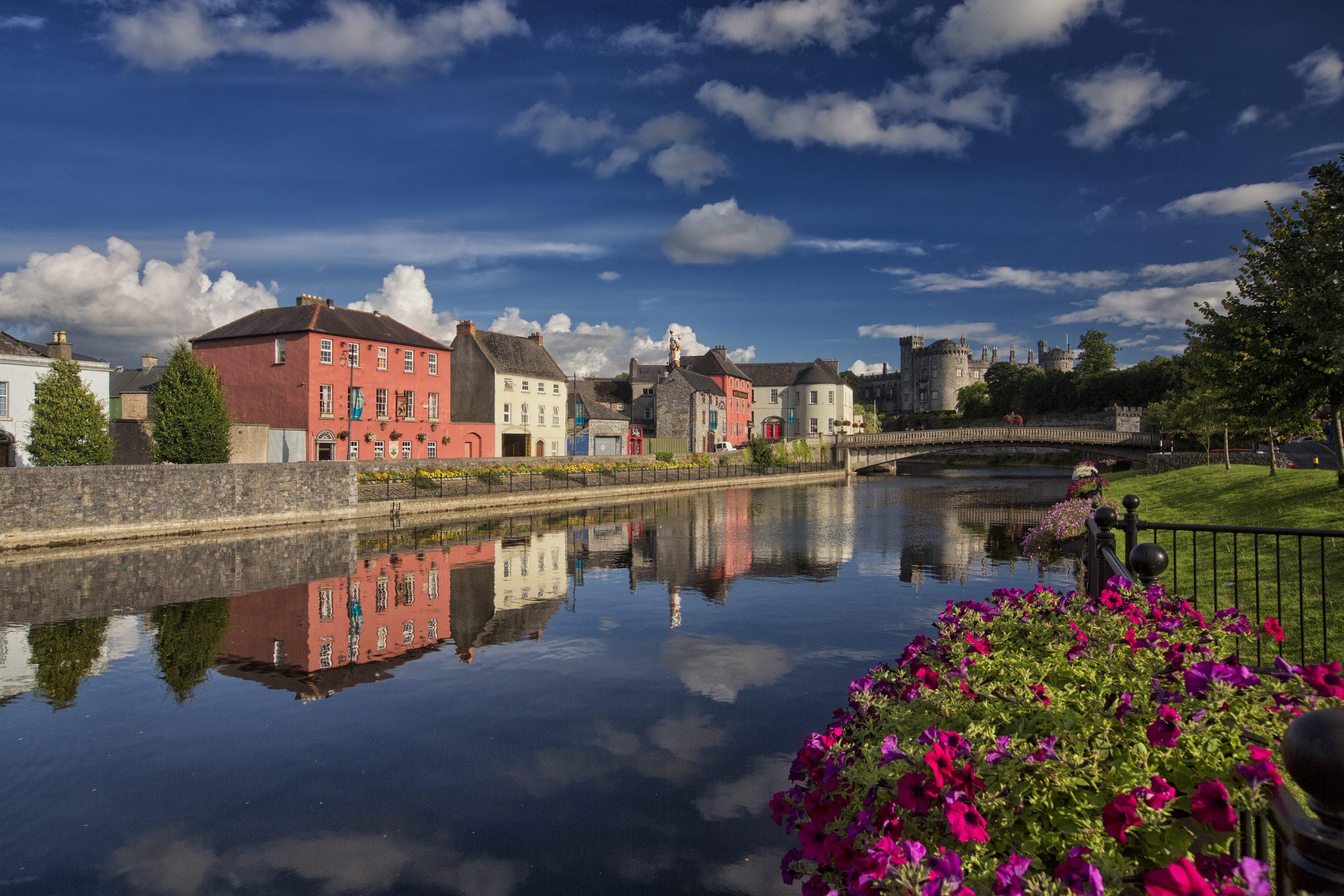 La riviere Nore Kilkenny