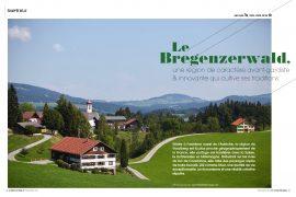 Autriche - Le Bregenzerwald