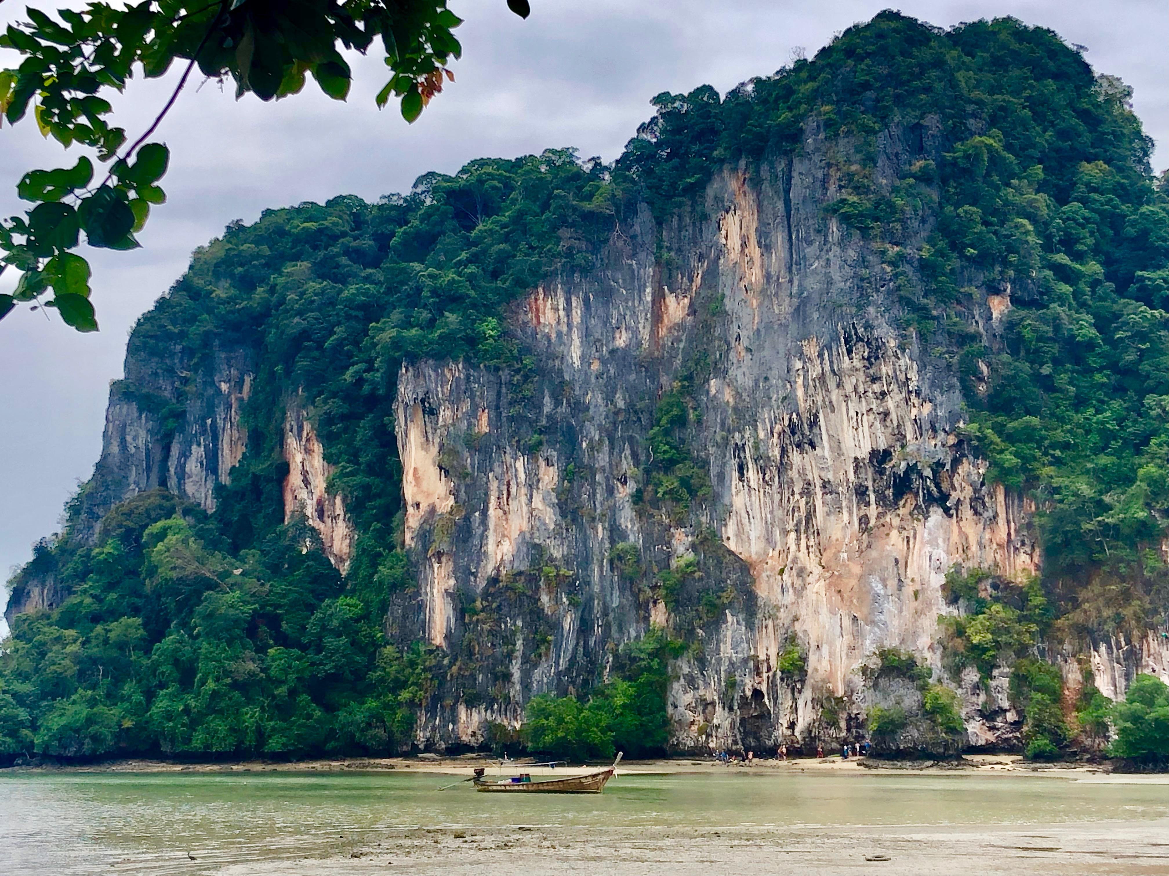 KRABI plage de Phra Nang (2)