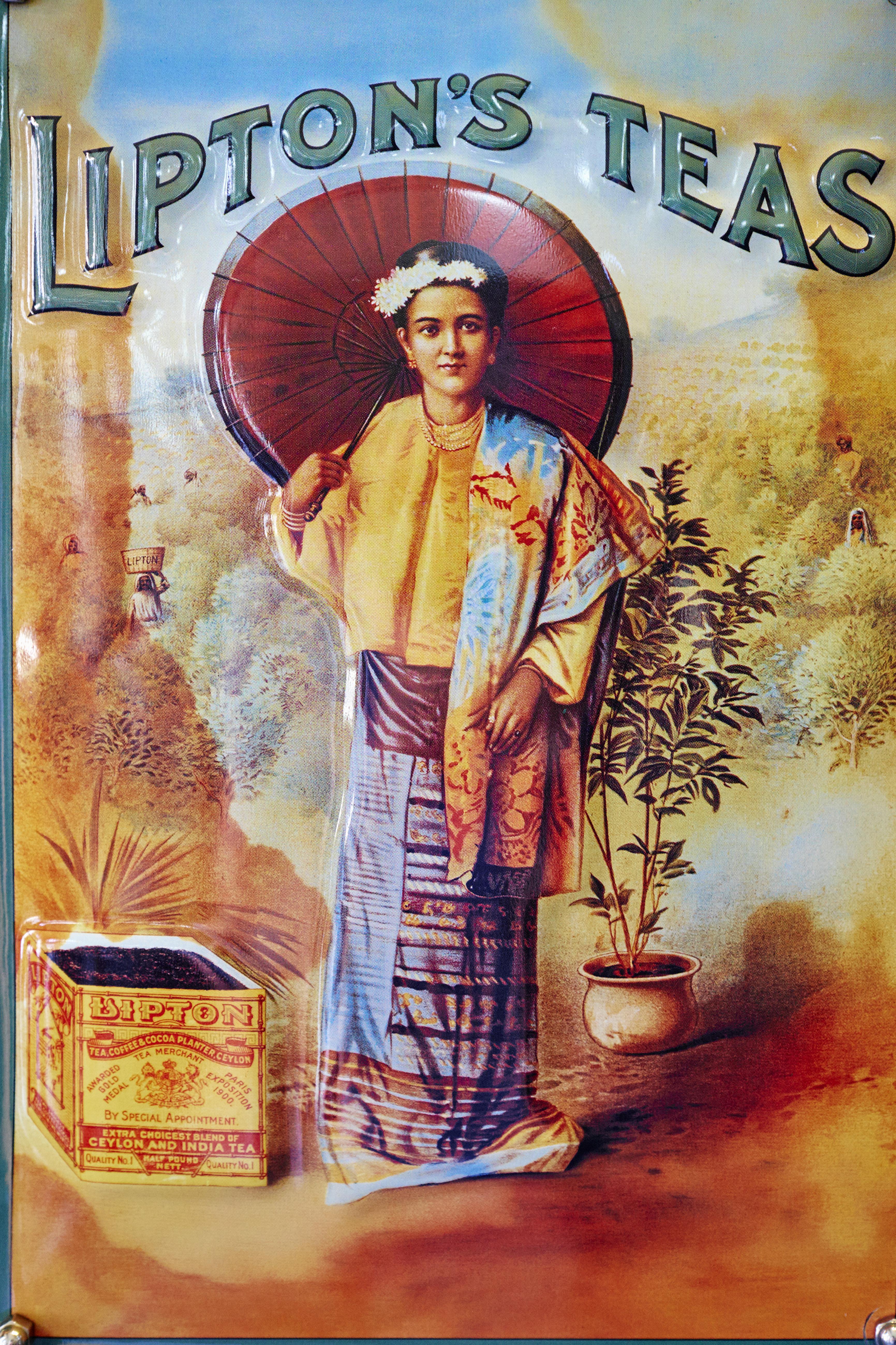 Sri Lanka, Nuwara Eliya, tea shop
