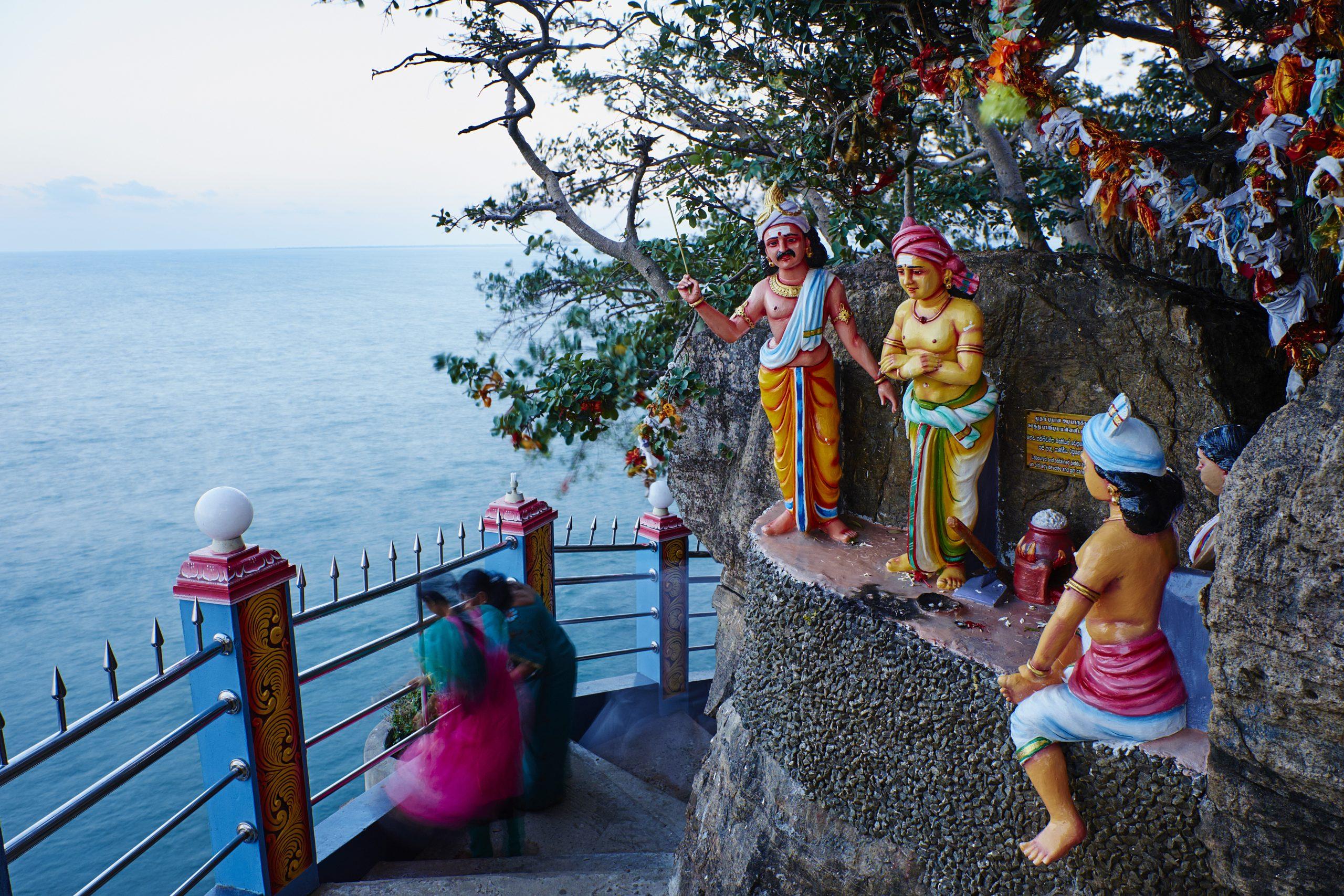 Sri Lanka, Trincomalee, Konesvaram Kovil temple