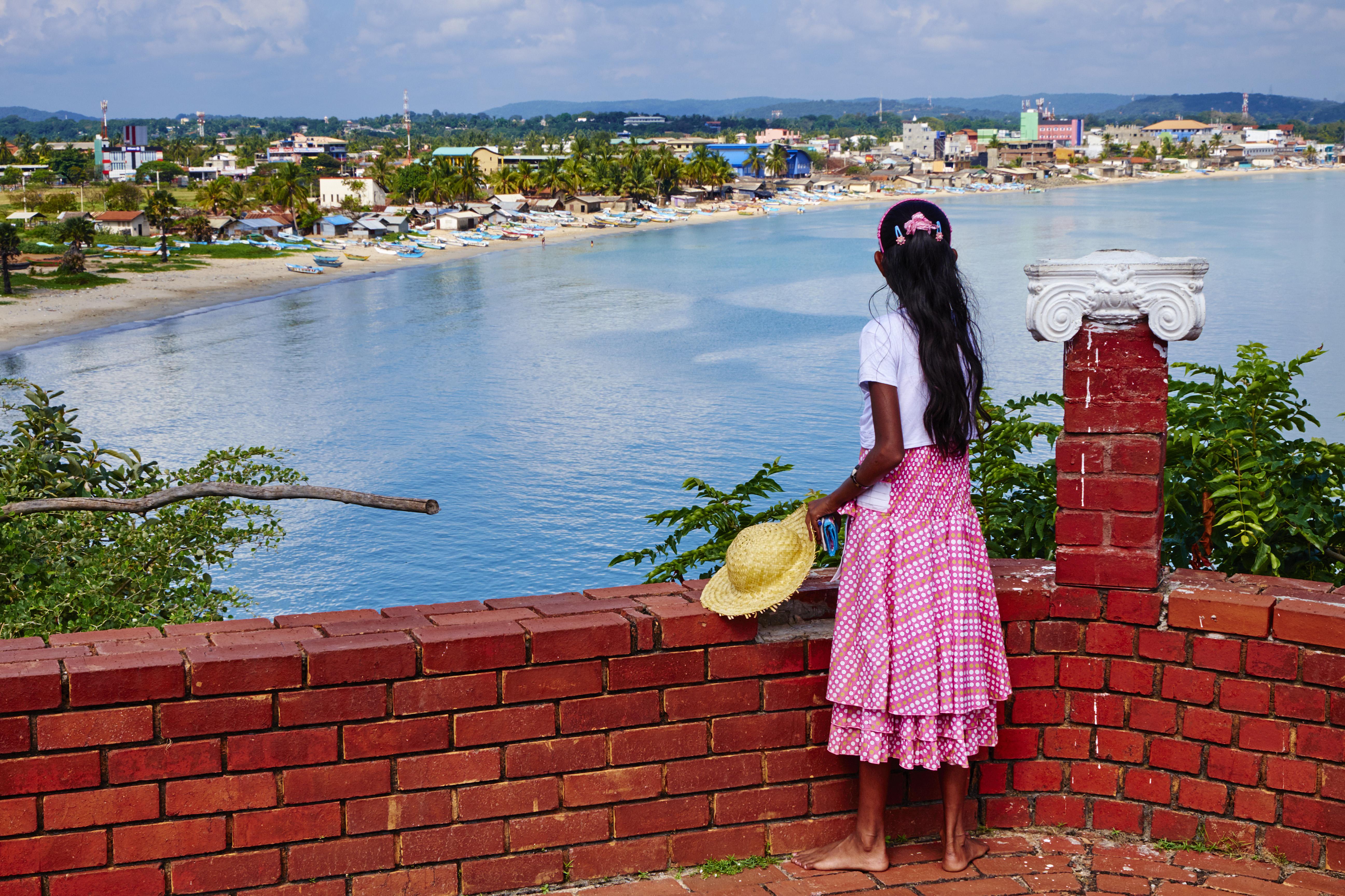 Sri Lanka, Trincomalee, Fort Frederick
