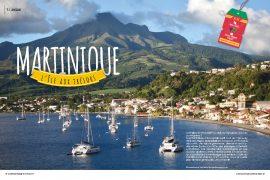 Martinique, l'île aux trésors