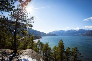 N°16 – 1ère partie – Mon hiver canadien de Vancouver à Whistler