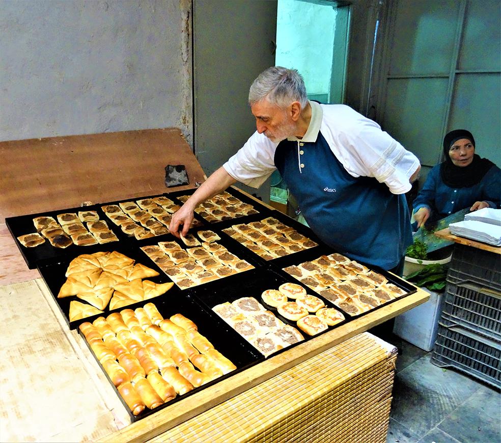 boulangerie artisanale Tripoli
