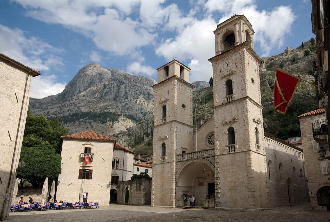 Cathedral of St. Tripun - Kotor