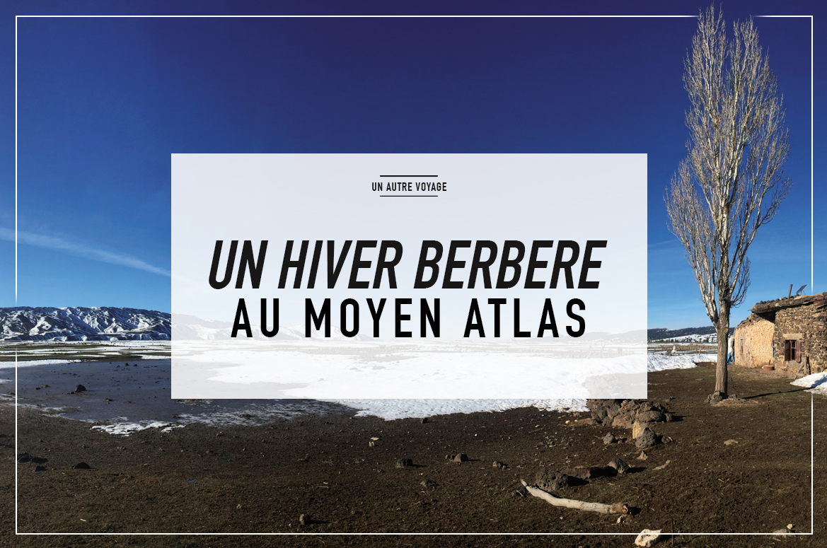 #HIVER BERBERE