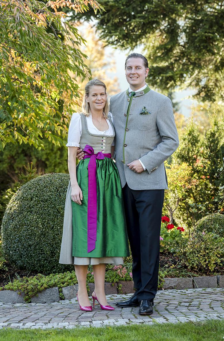 Hannes et Britta Bareiss