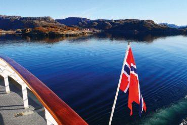 N°17 – La côte norvégienne sur l'express côtier MS POLARLYS – Compagnie Hurtigruten