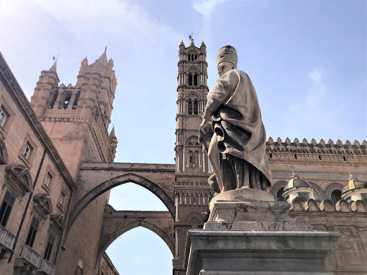 Palerme cathédrale (1)