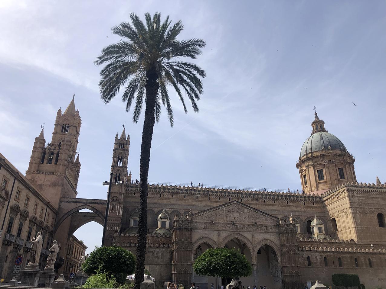 Palerme cathédrale (3)