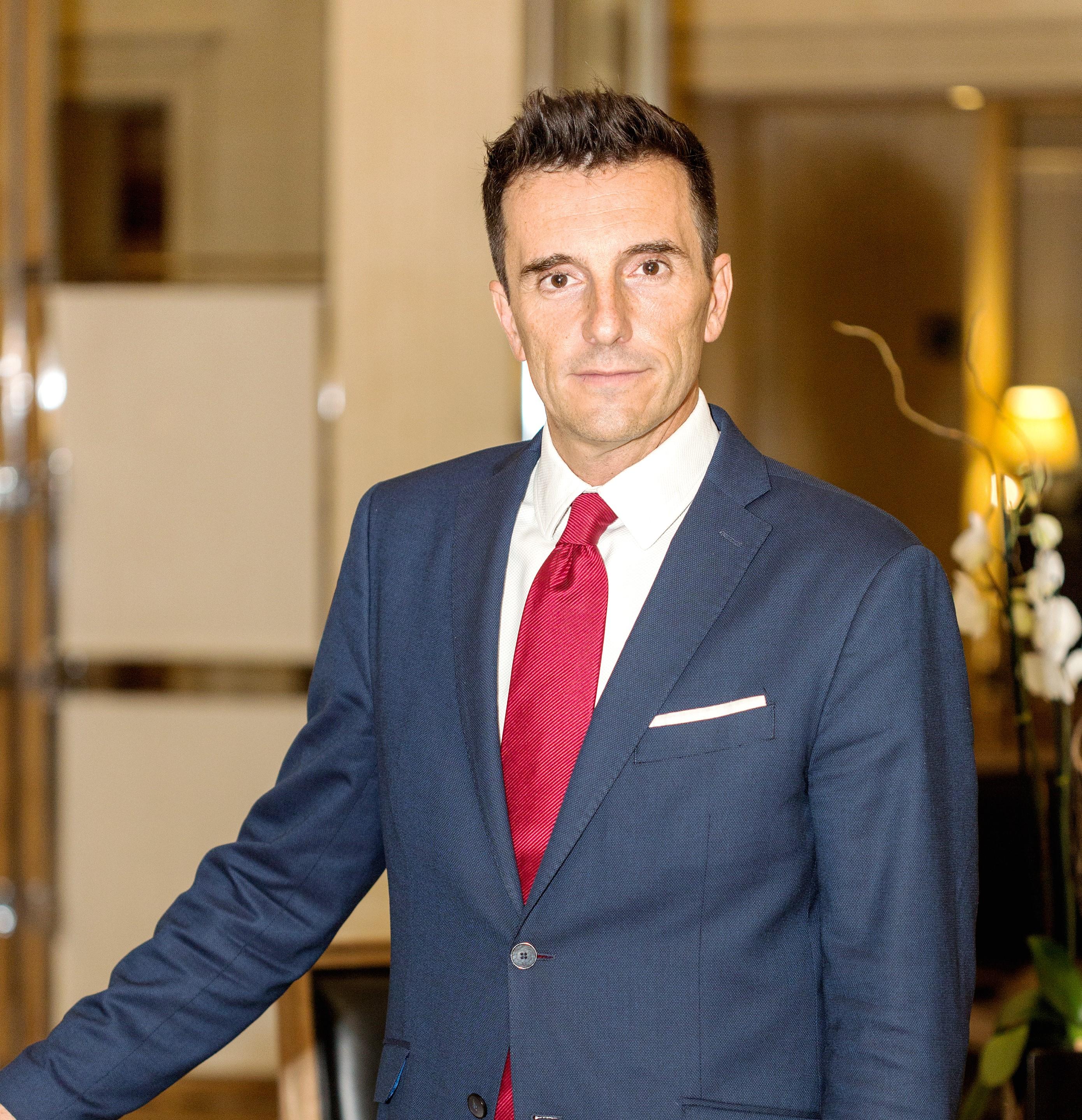 Santiago Martín Foto