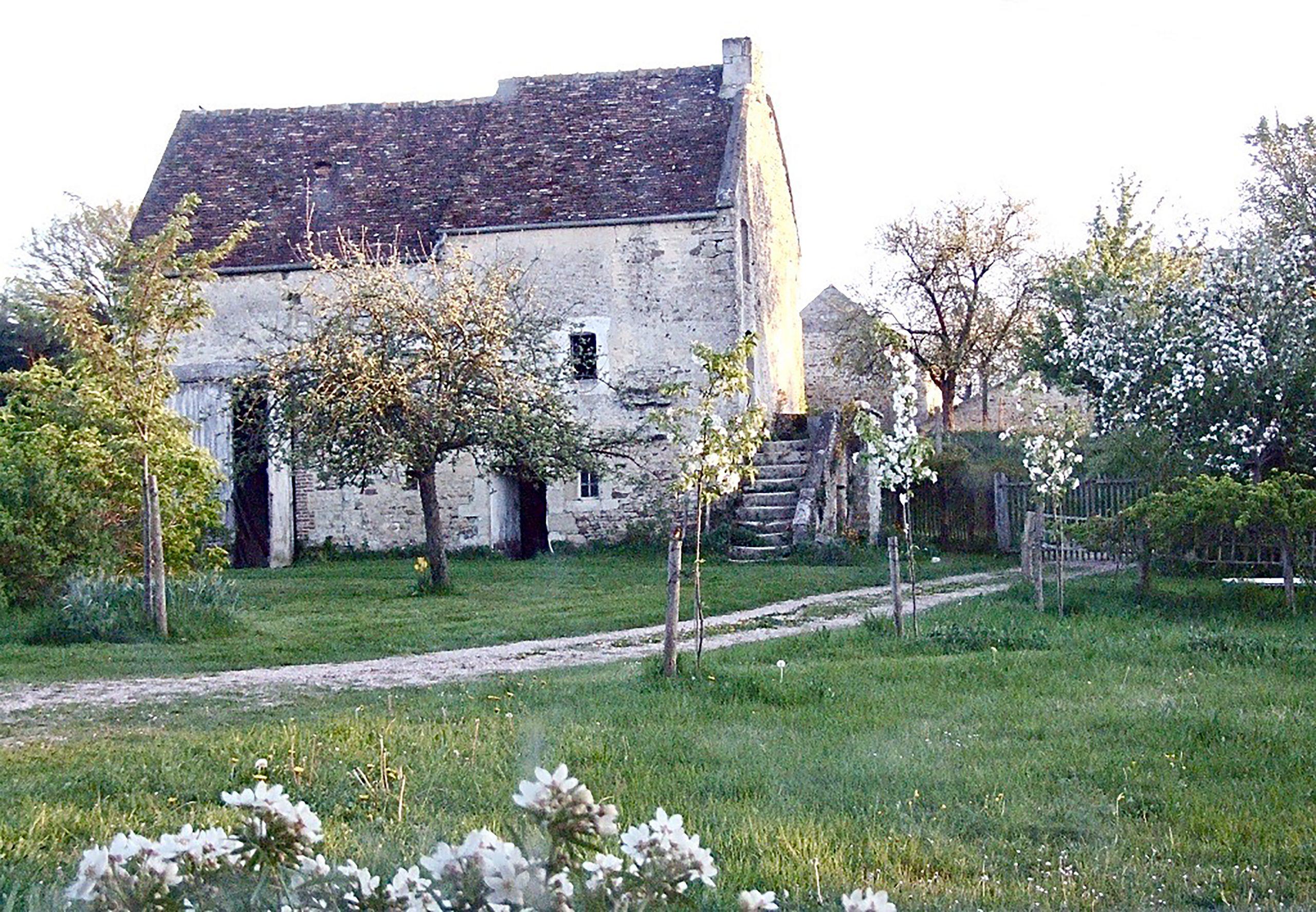 Chambre d'hìtes La Villette Ö Montmerrei (10) ∏La Villette au Jardin