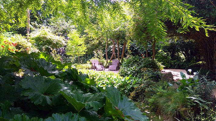 Jardin IntÇrieur Ö ciel ouvert - Athis de l'Orne∏T61