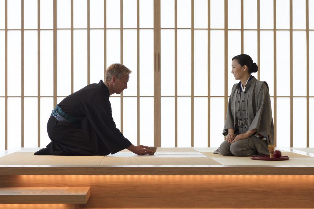 Photo Coutumes HOSHINOYA Tokyo Tea Ceremony_01