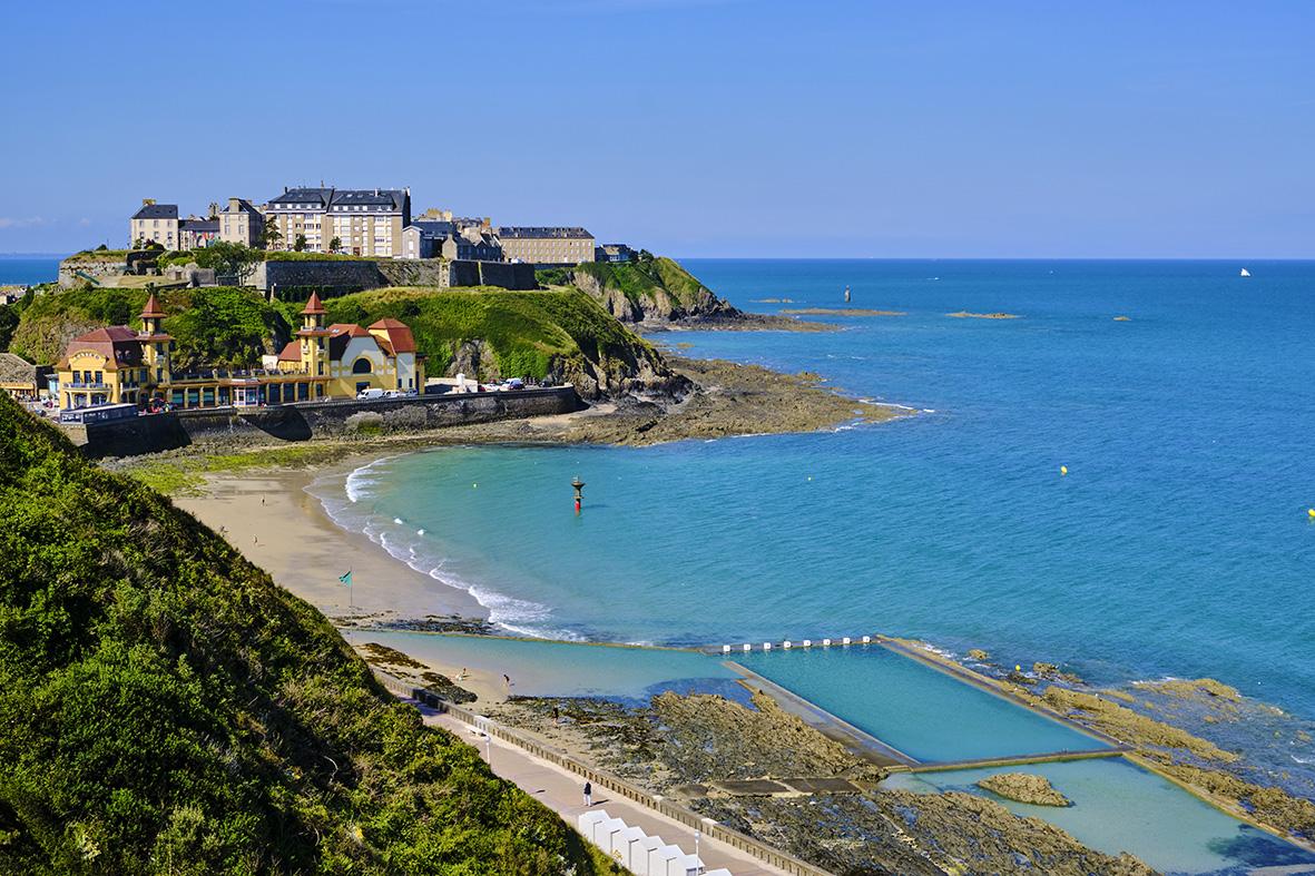 France, Normandy, Manche department, Granville