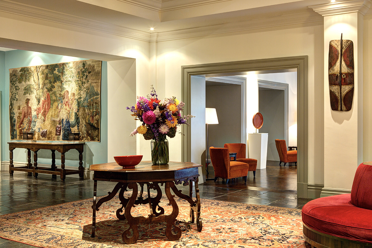 Hotel Amigo Brussels - Lobby - Reception and lobby (1)