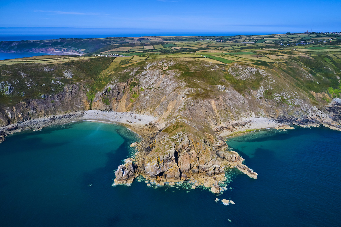 France, Normandy, Manche department, Cotentin, Cap de la Hague, Jobourg, the Nez of Jobourg