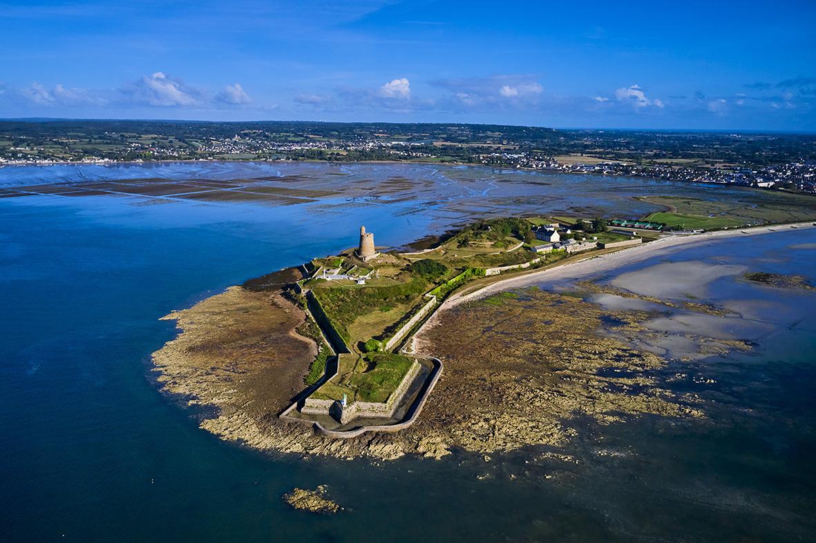 France, Normandy, Manche department, Cotentin, Saint-Vaast-la-Hougue