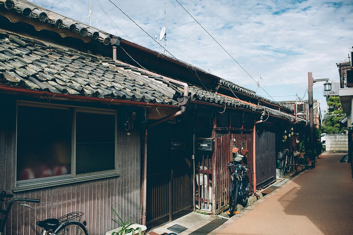 Architecture Imaicho 3, Nara