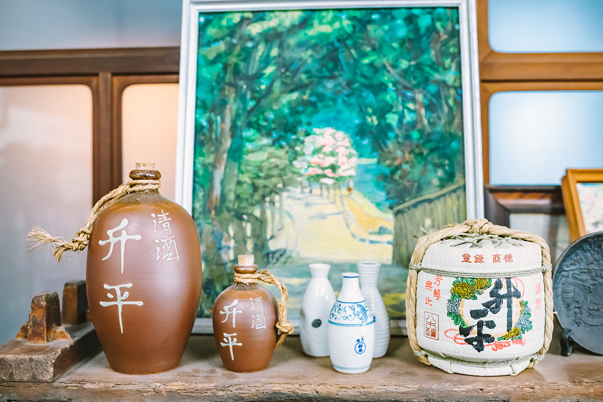 Brasserie saké - Nara