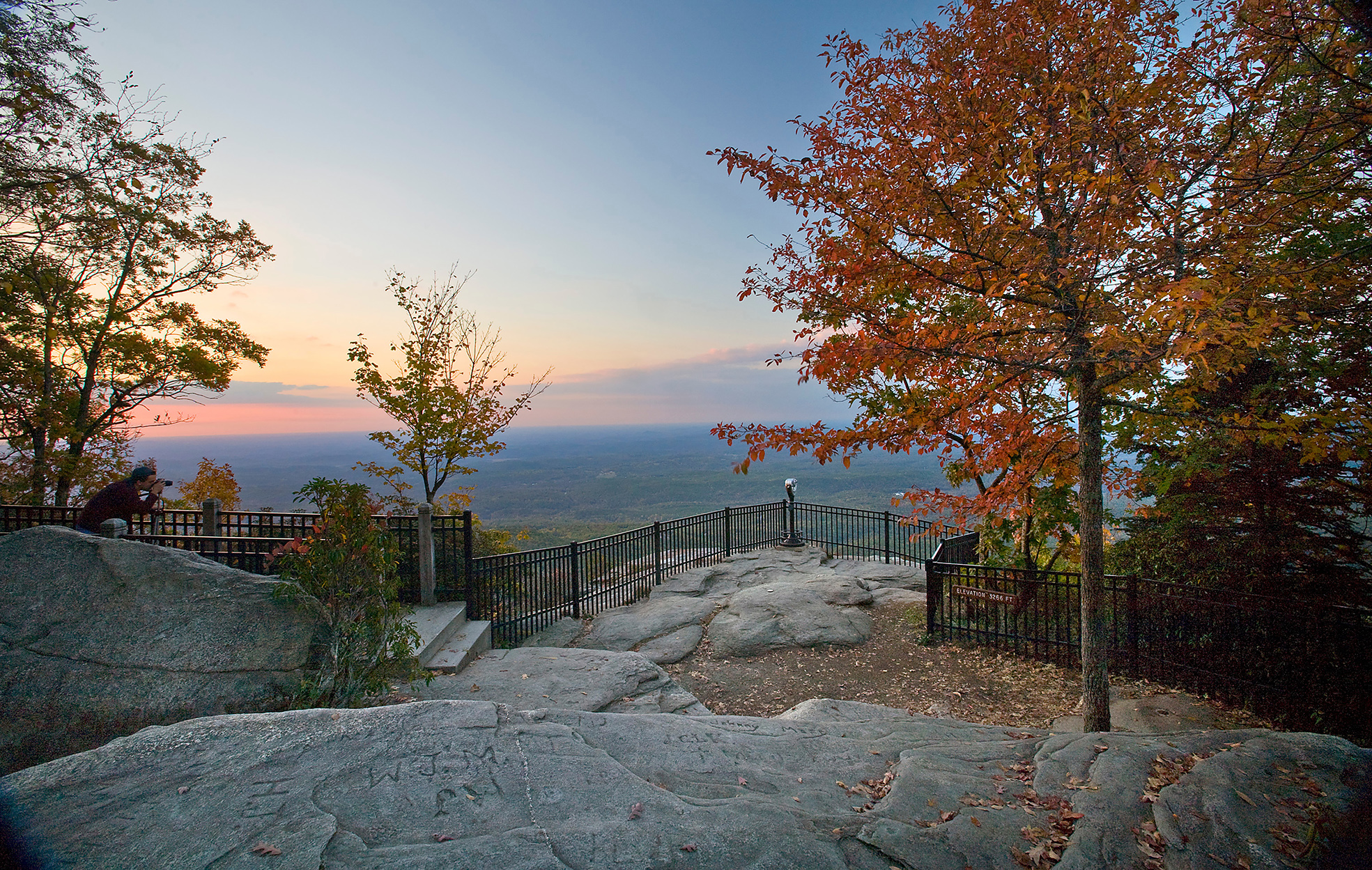 Caesars Head State Park - 'Credit SC PRT/Photo by Photo by Perry Baker'