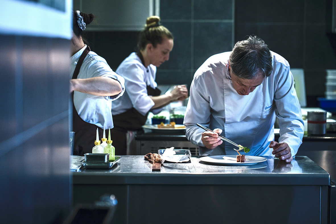 Cuisine 1 Jacques Decoret - M. Cellard