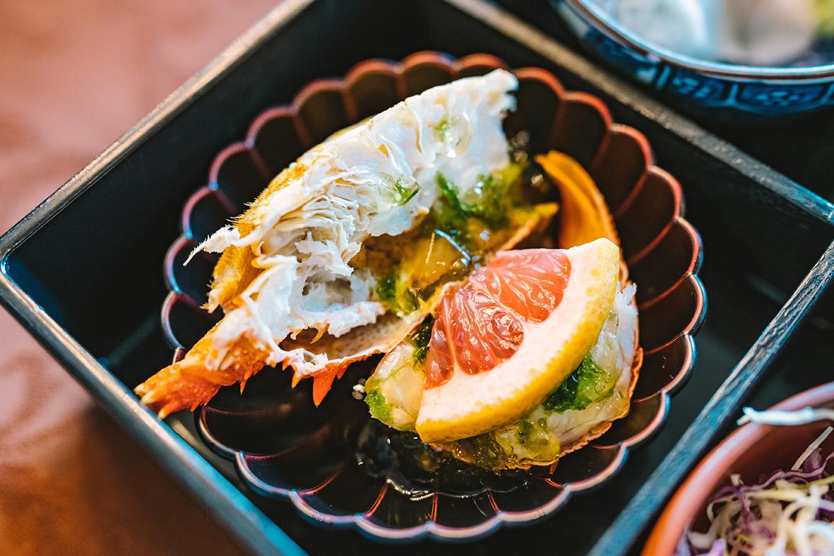 Fruits de mer, hôtel Shima Resorts - Shima, Mie