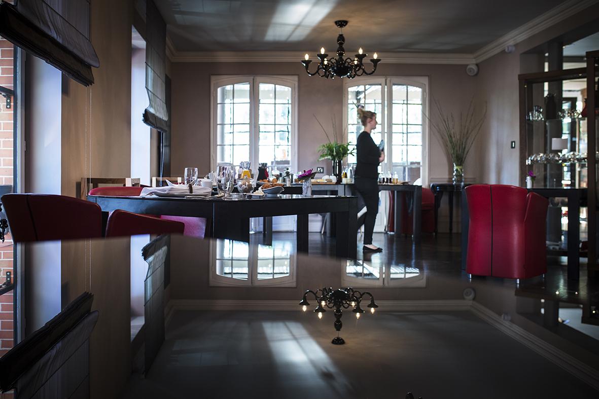 -Maison Decoret 6 salle petit déjeuner - M. Cellard